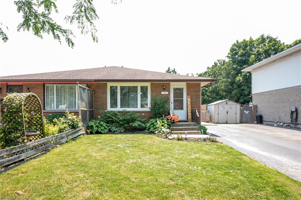 <h3>$475,000</h3><p>  5832 Frontenac Street, Niagara Falls, Ontario</p>