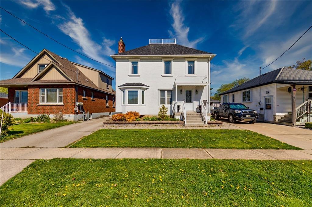 <h3>$549,900</h3><p>20 Columbia Street, St. Catharines, Ontario</p>