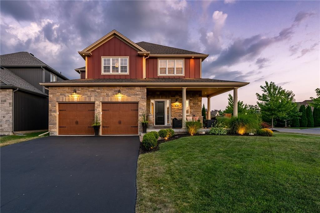 <h3>$950,000</h3><p>47 Pierpoint Drive, Niagara-On-The-Lake, Ontario</p>